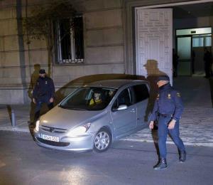 La presidenta del parlamento catalán saldrá hoy libre bajo fianza