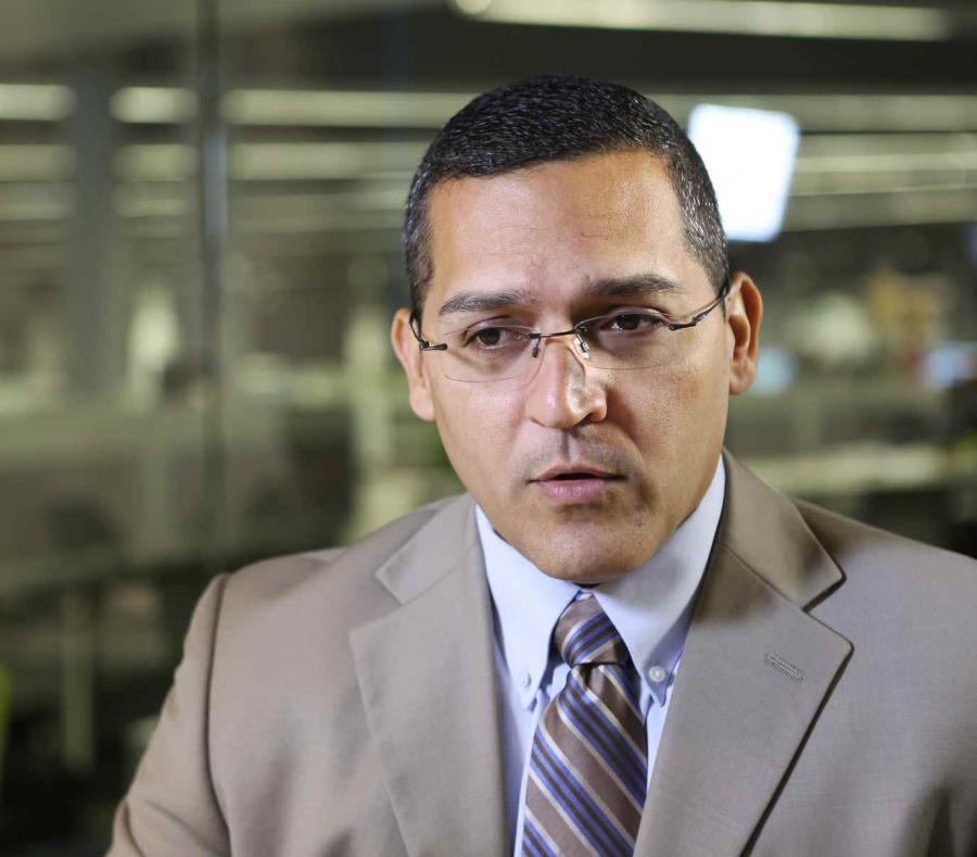 El representante del PNP, José