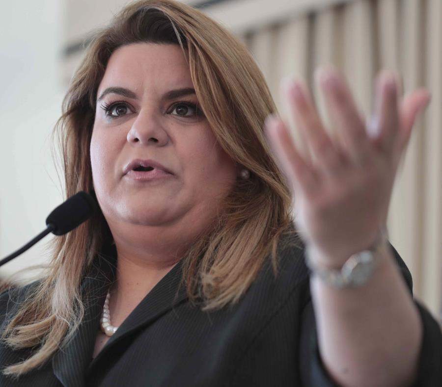 La comisionada residente en Washington, Jenniffer González. (GFR Media) (semisquare-x3)