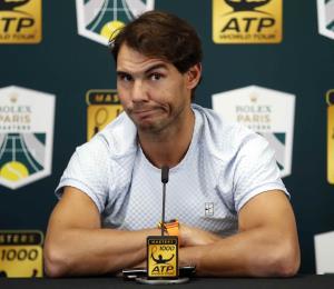 Rafael Nadal perderá el número uno a nivel mundial