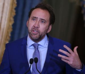 Nicolas Cage da detalles sobre la película que filma en Puerto Rico