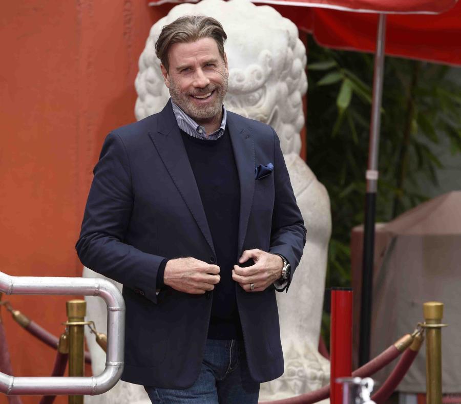La sorprendente nueva imagen de John Travolta