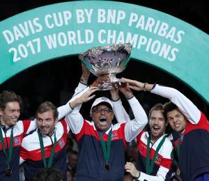 La Copa Davis está a punto de morir