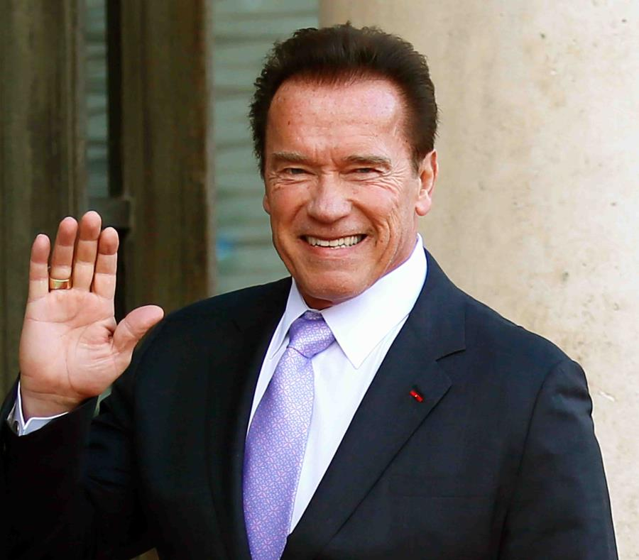 Atacan a Arnold Schwarzenegger durante un evento en Sudáfrica