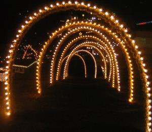 A reducir la iluminación navideña