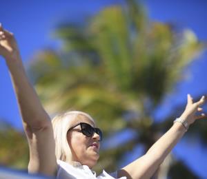 Tic-toc: el reloj espera la decisión de Wanda Vázquez