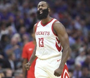 Los Rockets de Houston dominan la nueva temporada de la NBA