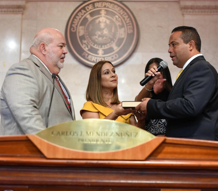 Vargas fue elegido como representante del Distrito 35 el pasado domingo, 12 de agosto. (Suministrada) (semisquare-x3)