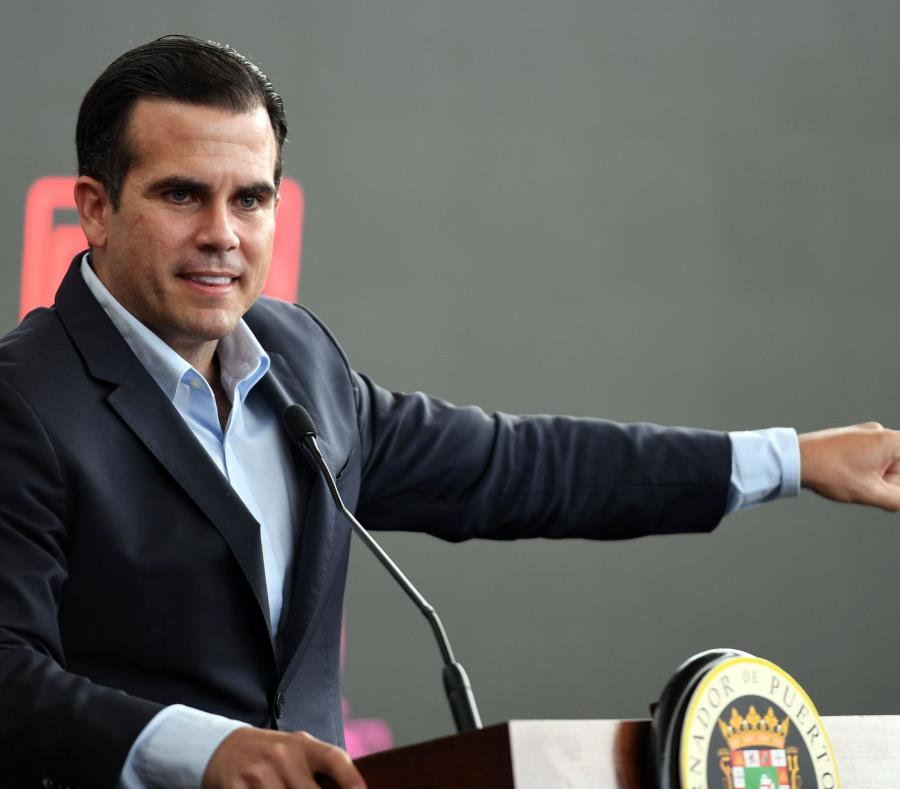 Image result for ricardo rossello la cumbre 2019