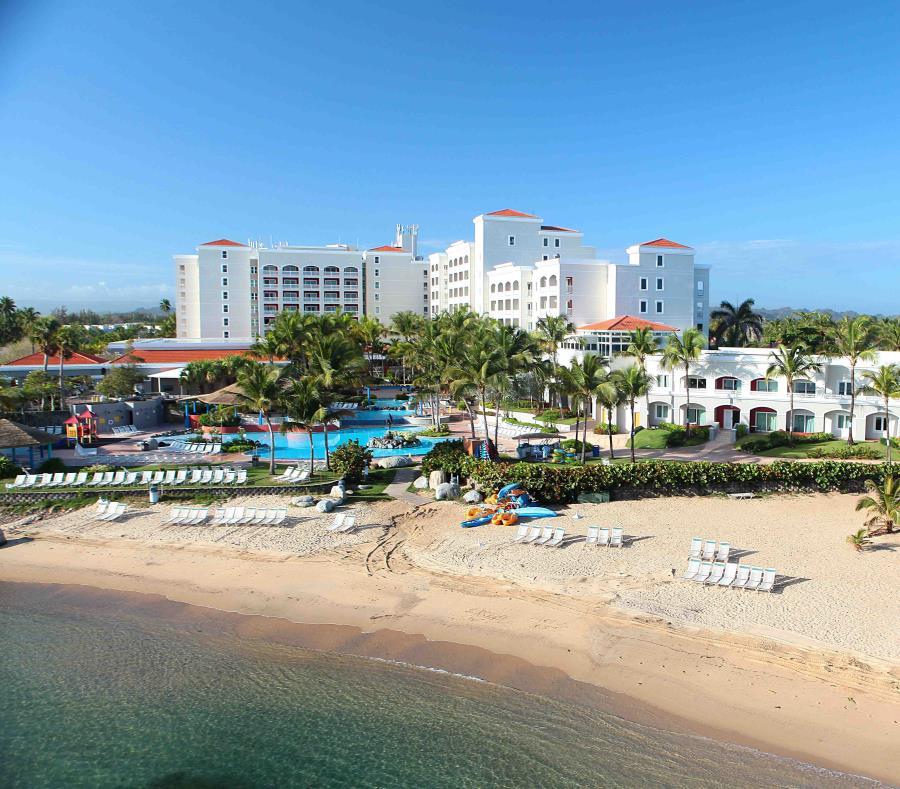 El hotel Embassy Suites en Dorado es una de las empresas que tendrá posiciones disponibles durante la feria de empleo. (GFR Media) (semisquare-x3)