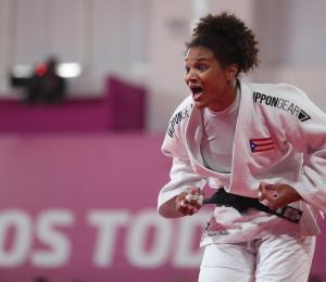 En Japón los boricuas judocas