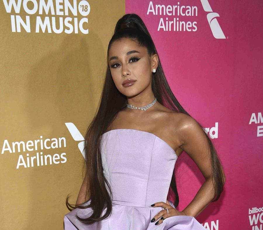 Ariana Grande cancela concierto en Las Vegas por problemas de salud