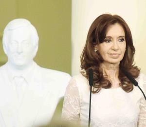 La movida de Cristina Kirchner