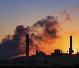 Calentamiento global y el uso mundial de carbón