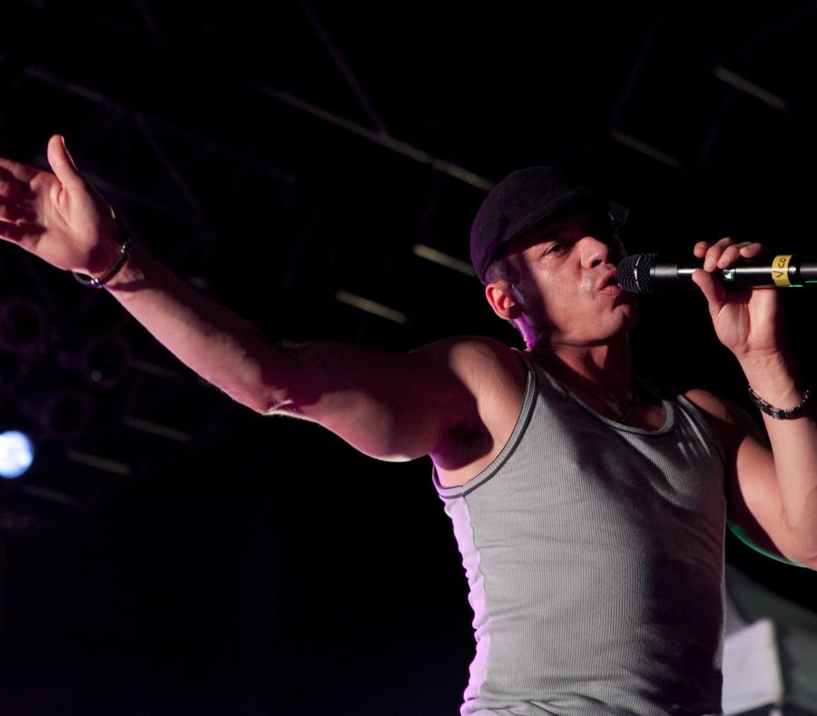Vico C está internado en un hospital desde el domingo. (GFR Media) (semisquare-x3)
