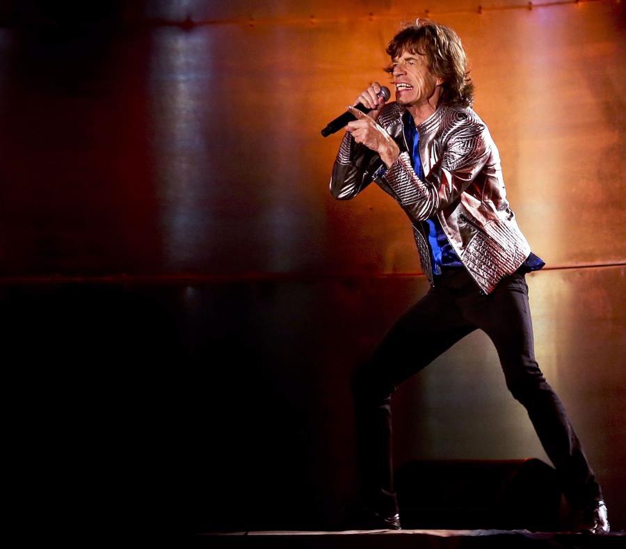 Mick Jagger durante una presentación en Portugal en el 2014. (EFE) (semisquare-x3)