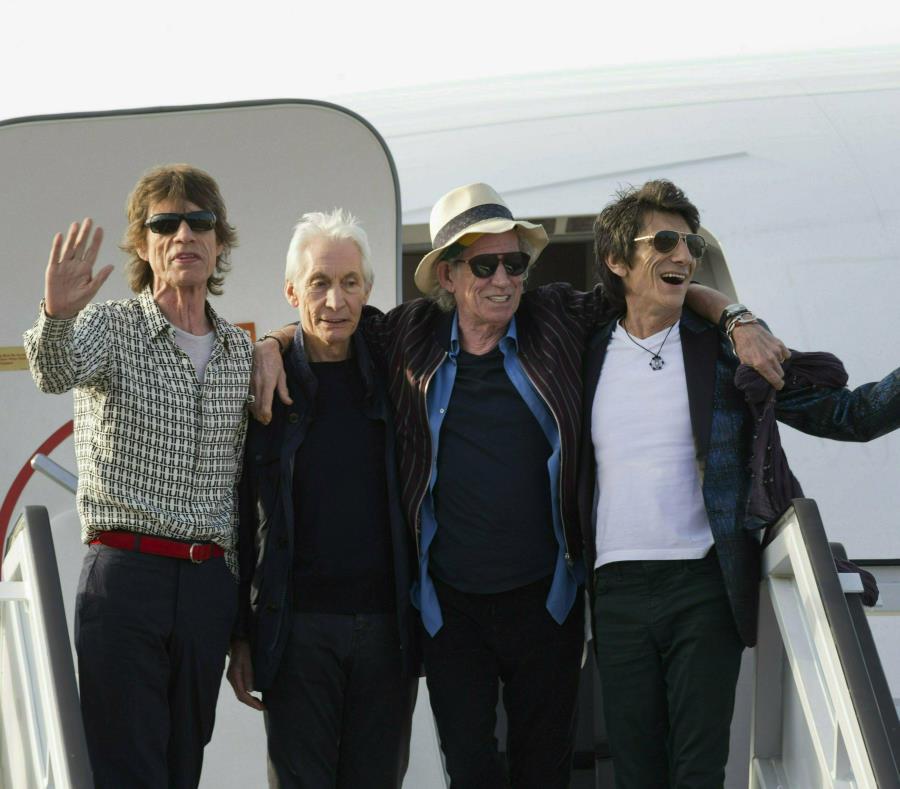 Nada detiene a Mick Jagger