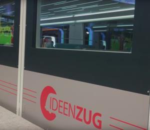 Los trenes del futuro tendrán gimnasio, salas de TV y videojuegos