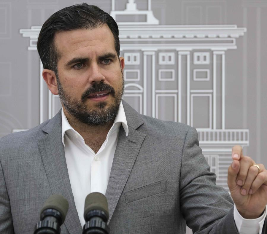 El gobernador de Puerto Rico, Ricardo Rosselló Nevares. (GFR Media) (semisquare-x3)