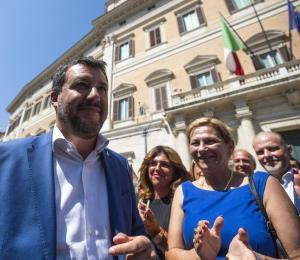 La ultraderecha provoca la crisis italiana