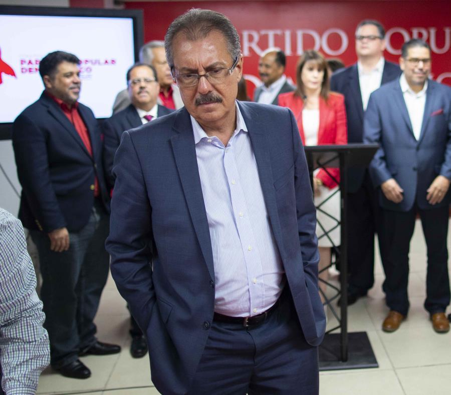 El exsecretario de Hacienda Juan Zaragoza enfatizó en que las primarias populares demuestran que hay una necesidad de aspirantes no tradicionales.  (GFR Media) (semisquare-x3)