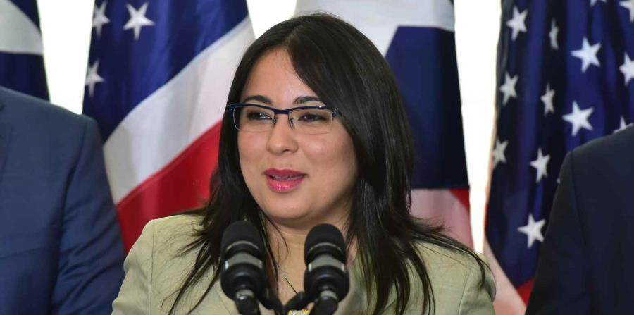 Itza García Rodríguez, secretaria asociada de la Gobernación, es una de las citadas al tribunal. (GFR Media) (horizontal-x3)