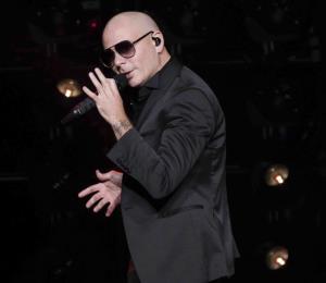Pitbull hablará ante la ONU sobre la crisis mundial del agua