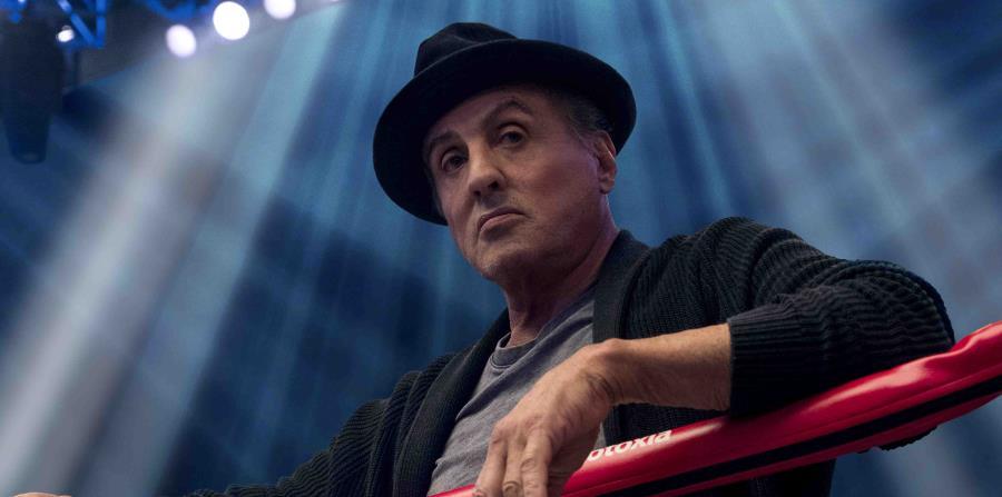"Sylvester Stallone cuelga los guantes ""Rocky Balboa"""