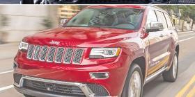 Llaman a revisión los Jeep Grand Cherokee y Dodge Durango por riesgo a que se detengan sus motores