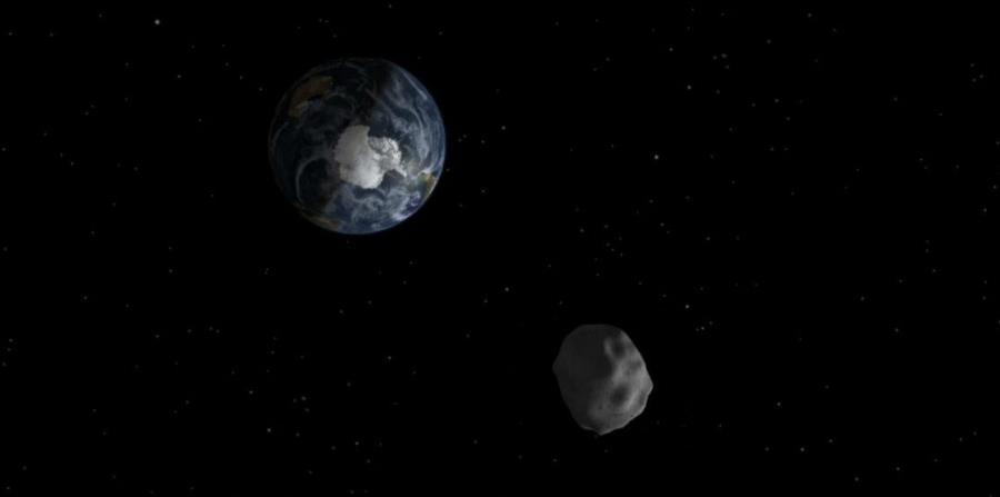 """La NASA advierte que un asteroide """"potencialmente peligroso"""" se acerca a la Tierra (horizontal-x3)"""