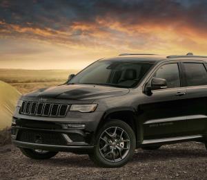 Jeep Grand Cherokee Limited X nueva versión exclusiva