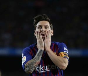 El Barcelona pierde contra el sotanero de la Liga española