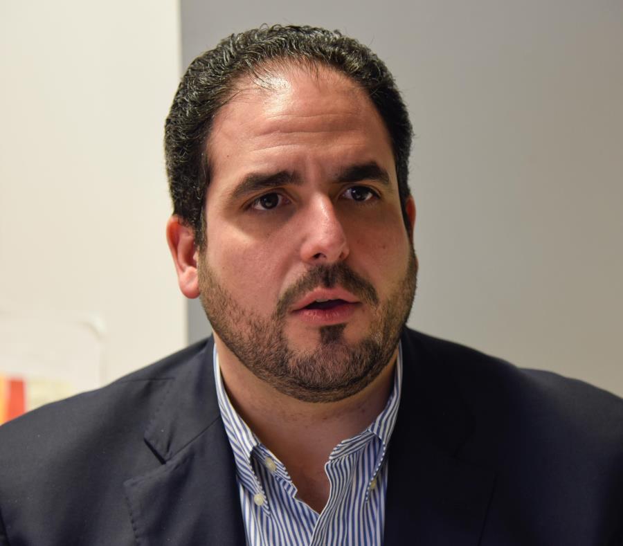 Christian Sobrino, director ejecutivo de la Aafaf. (GFR Media) (semisquare-x3)