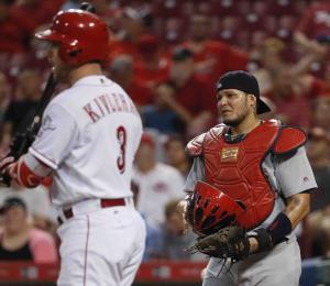 Yadier Molina planifica retirarse después del 2020