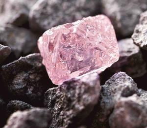 Christie's subasta diamante rosa que podría cotizarse en $50 millones