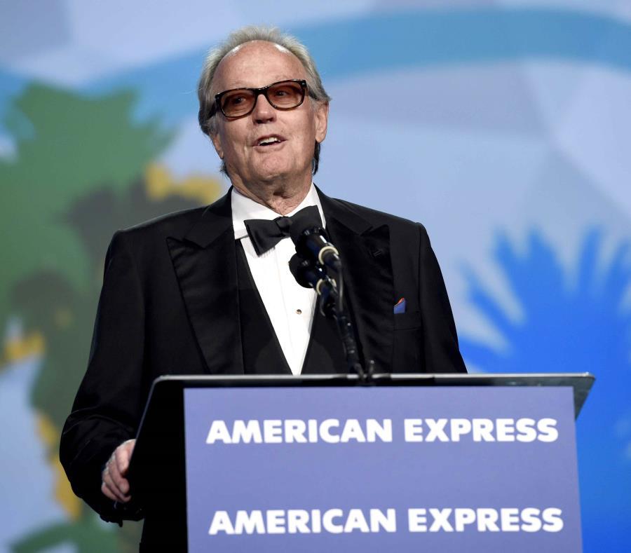 Murió el actor Peter Fonda, un prócer del cine de los '60