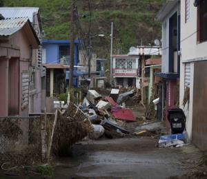 Lo que procede tras la catástrofe