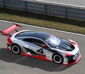 Audi hará realidad el e-tron Vision