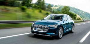 Audi e-Tron galardonado como la Mejor Compra del 2020