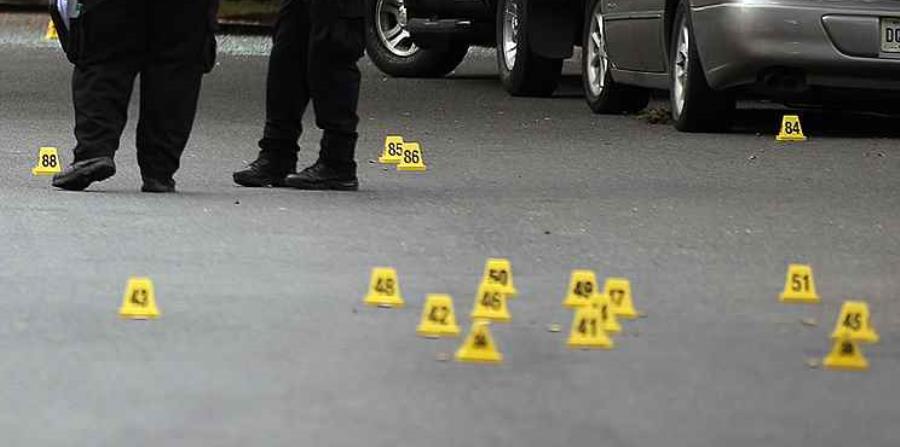 Una llamada al Precinto de Bayamón Oeste alertó sobre detonaciones en la avenida Castiglioni. (GFR Media) (horizontal-x3)