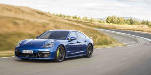 Porsche creó el Panamera más potente de la historia