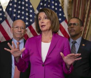 Congresistas demócratas rechazan invitación de Donald Trump