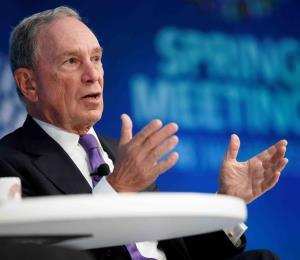 ¡Bloomberg!