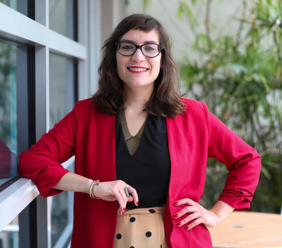 Ana María Cintrón, fundadora y directora de Causa Local,  indicó que desde 2016, Kiva ha otorgado más de 100 préstamos a pymes en Puerto Rico, los cuales totalizan más de medio millón de dólares. (GFR Media) (semisquare-x3)