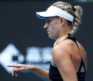 Angelique Kerber rompe con su entrenador