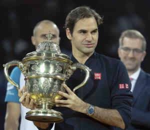 Roger Federer rechazó invitación para jugar en Arabia Saudí