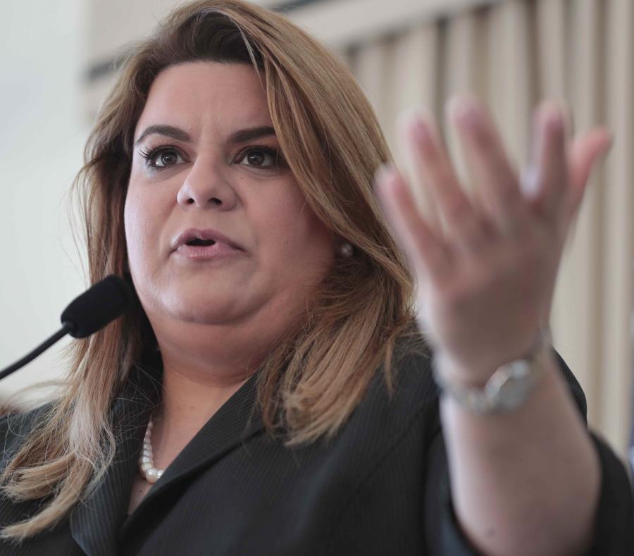 Resident Commissioner in Washington, Jennifer González. (semisquare-x3)