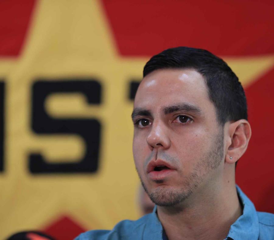 Ian Camilo Cintrón Moya se declaró culpable del delito de agresión. (semisquare-x3)