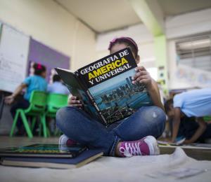 Ruta a más alternativas para la educación