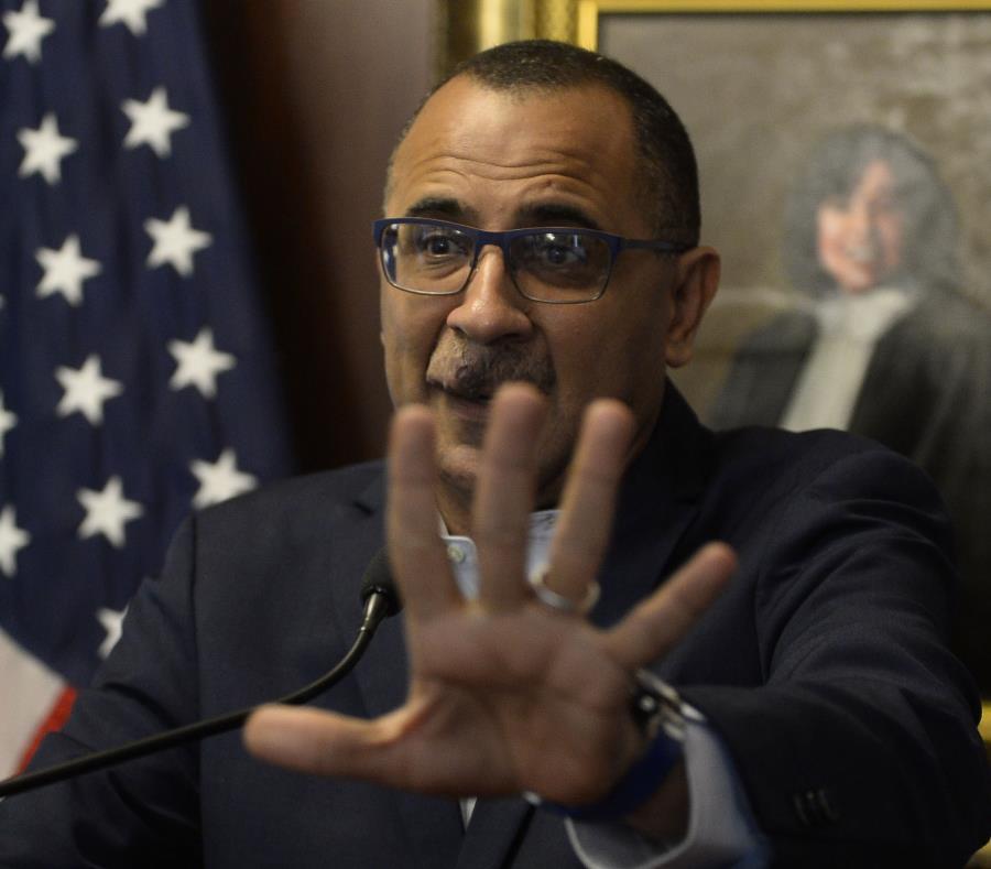 El senador Abel Nazario fue arrestado por el FBI el pasado 12 de septiembre. (GFR Media) (semisquare-x3)